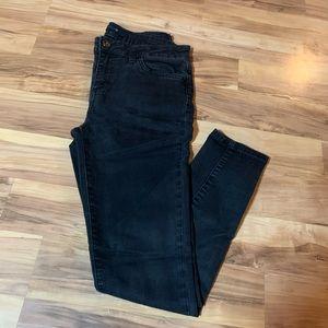 Joe's  black skinny jeans size 29
